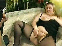 Chubby Shaved Sex